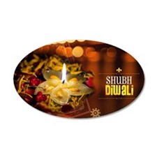 Happy Diwali  Wall Decal