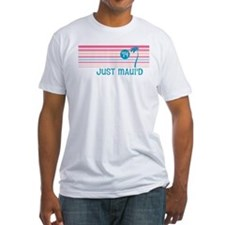 Stripe Just Mauid 14 Shirt