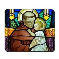 St Anthony Mousepad
