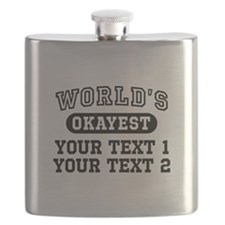 Personalize Worlds Okayest Flask