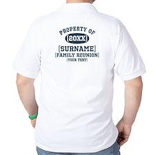 Personalize Family Reunion T-Shirt