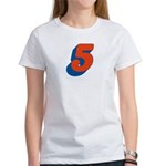 Candice 3D 5 Women's T-Shirt