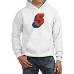 Candice 3D 5 Hooded Sweatshirt