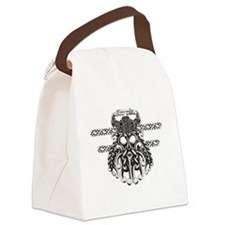 gallowglassblack Canvas Lunch Bag