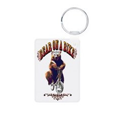 Bear_bike_big Keychains