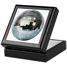 DISCO BALL2 Keepsake Box