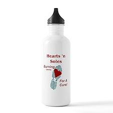 HNS GENERIC shoeL_RedT Water Bottle