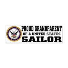 Cute U. s. navy Car Magnet 10 x 3