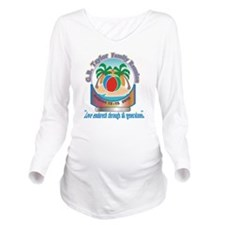 G.B. Taylor Family R Long Sleeve Maternity T-Shirt