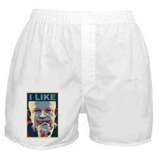 ART I like Ike obamaicon Boxer Shorts