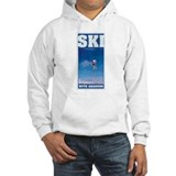 Ski with Abandon! Jumper Hoody