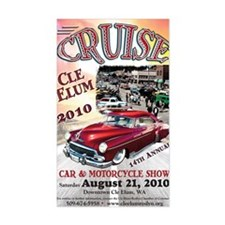 2010_Cruise_Cle_Elum_POSTER Decal