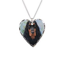 Gordon Setter Necklace