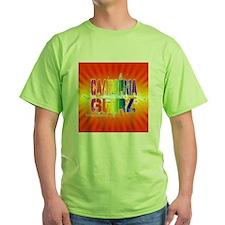 calgurl3 T-Shirt