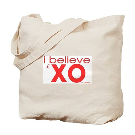 I believe in Hugs & Kisses Tote Bag