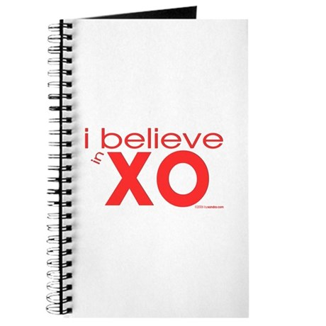 I believe in Hugs & Kisses Journal