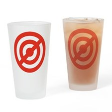 SeeRed Drinking Glass