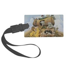noahs ark 12x9 Luggage Tag