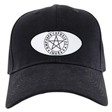 Rune Shield Pentacle Baseball Hat