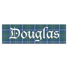 Tartan - Douglas Bumper Sticker