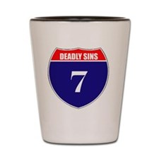 is7ds Shot Glass