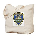 Stockton Police Tote Bag
