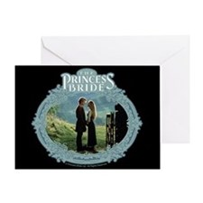 Princess Bride Classic Portrait Greeting Card