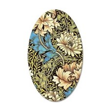 William Morris Chrysanthemum Wall Sticker