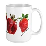 Strawberries Mug