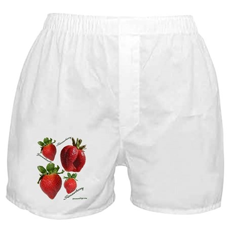 Strawberries Boxer Shorts