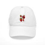 Strawberries Cap