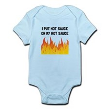 Hot Sauce Body Suit