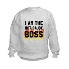 Hot Sauce Boss Sweatshirt