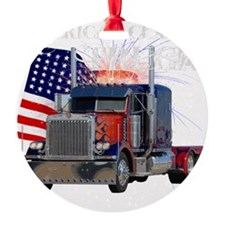 2-Am_Dark_Peterbilt_CP Ornament
