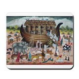 Cute Noah Mousepad