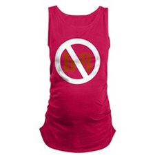 lite no h8 Maternity Tank Top