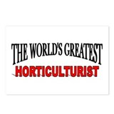 """The World's Greatest Horticulturist"" Postcards (P"
