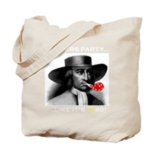 Quakers - Party dark Tote Bag