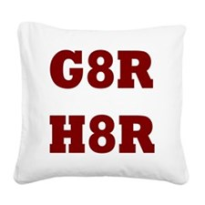 G8Rd Square Canvas Pillow