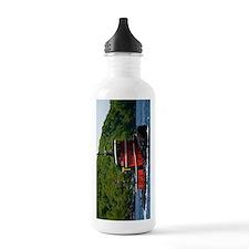 (9) sub tug Water Bottle