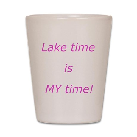 2-Laketimes Shot Glass
