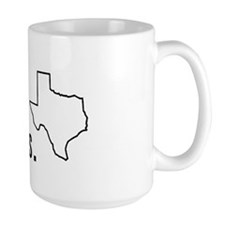 I totally hate Texas. Mug