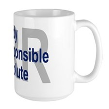 USCGAux-RRR-Shirt-2 Coffee Mug