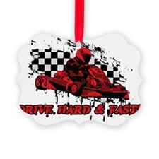 Hardandfast Ornament