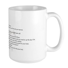 You Might Be A Birder Mugs