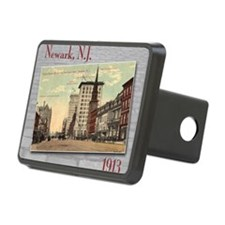 Newark 1913 postcard Hitch Cover