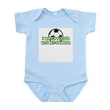 NEW! Soccer Grandparents Infant Bodysuit