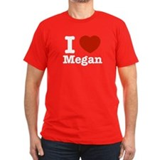 I love Megan T-Shirt