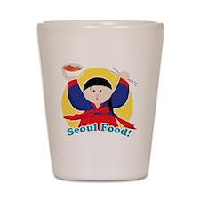 Seoulfood Shot Glass
