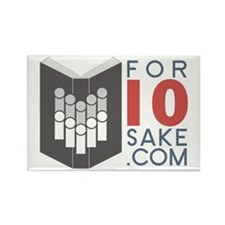 For10sake Fridge Magnet (10 Pack)